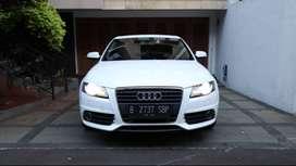 Audi A4 B8 1.8 Turbo S-line Full Option 2011