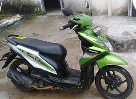 HONDA NEW BEAT FI SPOKE PLUS
