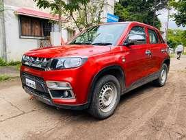 Maruti Suzuki Vitara Brezza 2016 Petrol Well Maintained