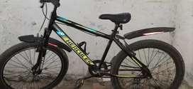 Hercules Mountain bike