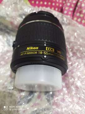 18-55mm new lens for nikon