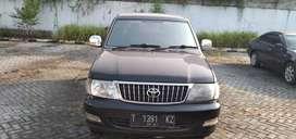 Toyota Kijang LGX manual 2004 Hitam tdk SX, LX, SSX, SGX
