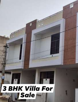 3 bhk east facing villa for sale