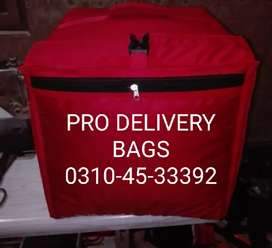 Pizza fast food Delivery Bags