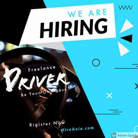 We require drivers urgently