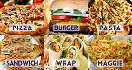 Continental chef required for food stall in Jalandhar cantt
