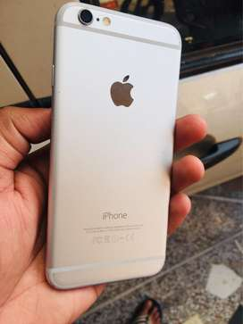 Iphone 6 Silver 16 Gb Good Condition