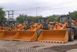 Wheel loader Murah lonking new 1-2-3 Kubik Di Jawa Tengah