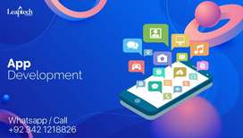 Best Android & IOS application development