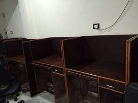 Desks for Office or Cyber Cafe