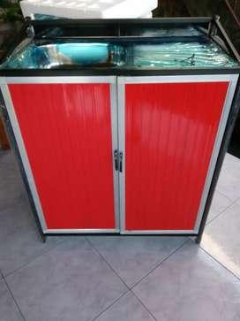Kitchen set ada wastafel 80x45x93cm