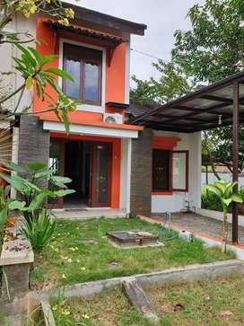 Dikontrakkan Rumah Asri di Taman Setiabudi Banyumanik
