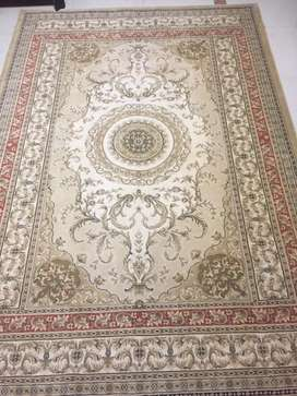 Imported rug