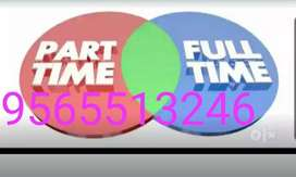 Work 1-2 hrs in a day (from your free times) & Get weekly payout