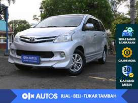 [OLXAutos] Toyota Avanza 1.3 G Luxury A/T 2015 Silver