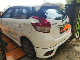 Yaris G Matic 2014/2015 model TRD Sportivo