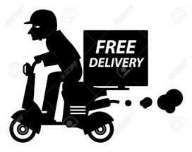 Food delivery partner hiring in delivery company ///@