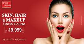 Become Expert in Beauty, Skin, Makeup, Hair and Nail in Gurgaon