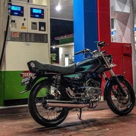 Motor rx king 135cc