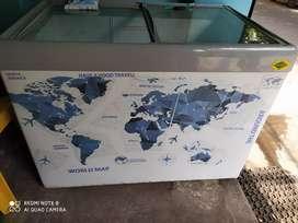 300 liters deep freezer (WESTERN) brand