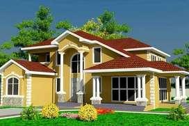 House & building construction