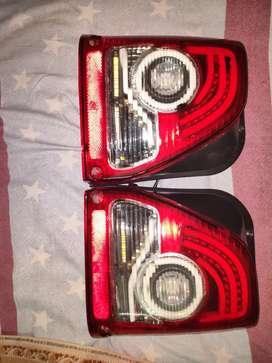 Maruti 800 led backlights