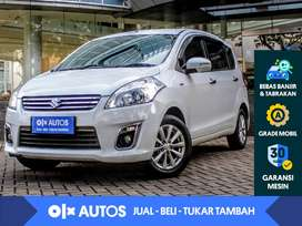[OLXAutos] Suzuki Ertiga 1.4 GL Bensin M/T 2015 Putih
