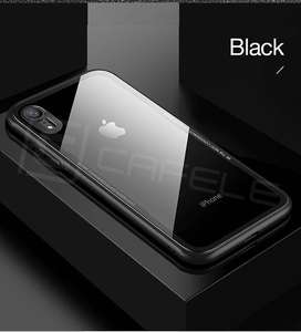 IPhone 6/6S/X/XS glass/Back Cases