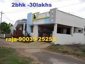 2BHK HOUSE for sale in saravanampatti keernataham