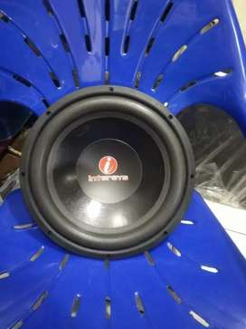Subwoofer Mobil Subwoofer INTERSYS ISW-124DVC 12inch SingleCoil