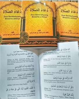 Buku Doa Sembahyang beserta artinya
