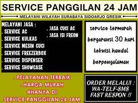 Service Kulkas,Mesin Ice Cream/Cuci ac JL Tembok Dukuh/Lor Surabaya