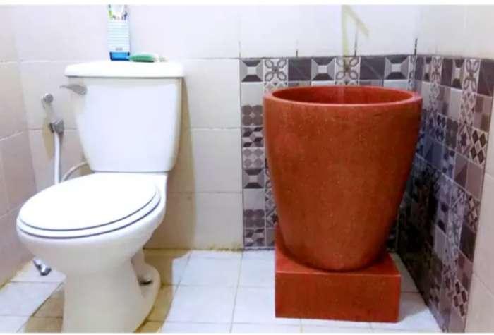 Bak mandi Bali dengan Berbagai Ukuran dan warna 0