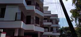 2 BHK New Apartment For Rent At PMG, Near Pattom 12000