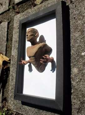 3d art on terracota