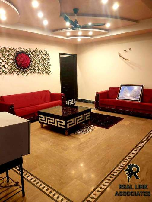 Brand New Furnished Apartment Available For Rent In Bahria Town Lahore