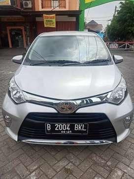 Toyota calya G matic 2016 TDP murahhh