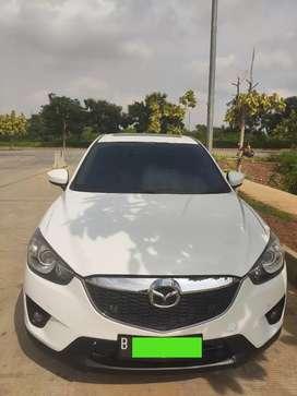 Mazda CX5 Putih, Pajak Panjang