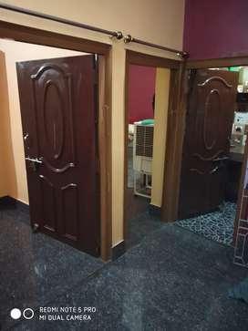 2 Bedrooms , 1 kitchen, 1 small hall, 1 bathroom
