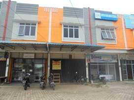 Dijual Ruko Type 63/118 - Jl. Cendrawasih Perum. Cluster Gesya