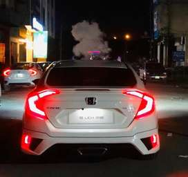 Honda civic back lights