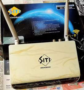 SITI ROUTER (dual antenna)