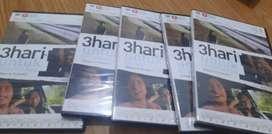 DVD ORIGINAL 3 HARI UNTUK SELAMANYA SEGEL BARU GARIN NUGROHO GIE