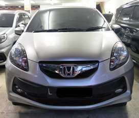 Honda Brio 1.2 E CKD Automatic 2014 siap pakai
