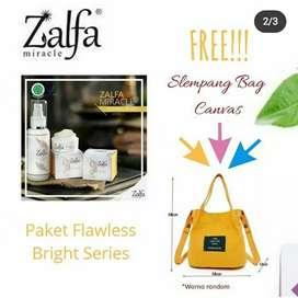 Zalfa Miracle Flawless Bright