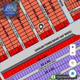Residential Plot For Sale | 10 Marla | Phase 4-A Ghauri Town Islamabad