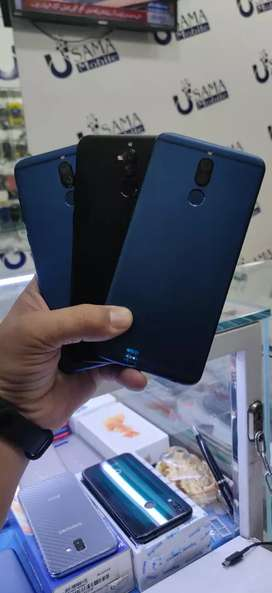 Huawei mate10lite  Mate10lite new cell blue and black color available