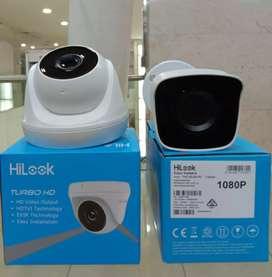 Paket CCTV 4 kamera komplit pasang