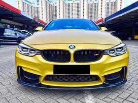BMW M4 2015 Austin Yellow KM 19rb