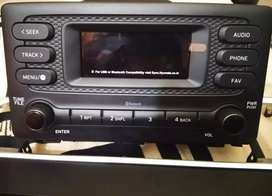 Dashboard Stereo Fascia Frame with system for Hyundai Venue S